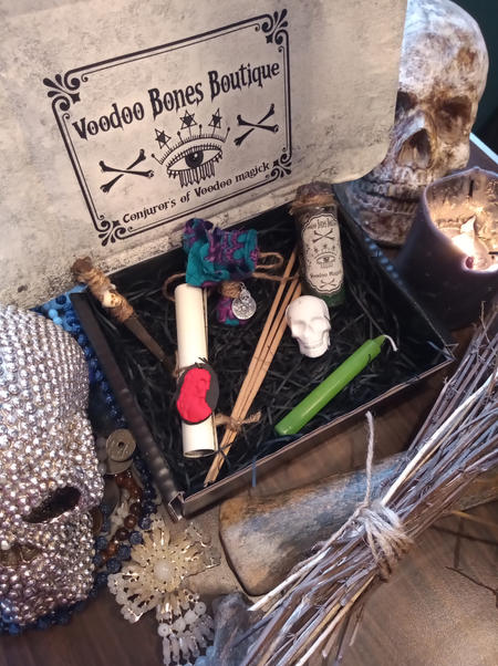 Voodoo Curiosity Gift Box