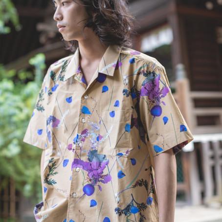 カジュアルシャツオーダーのススメ〜開襟半袖シャツ〜