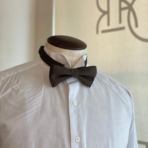 cotton bowtie/brown