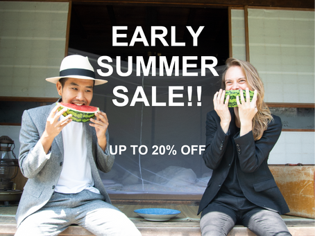 【✨早割✨】EARLY SUMMER SALE❗️