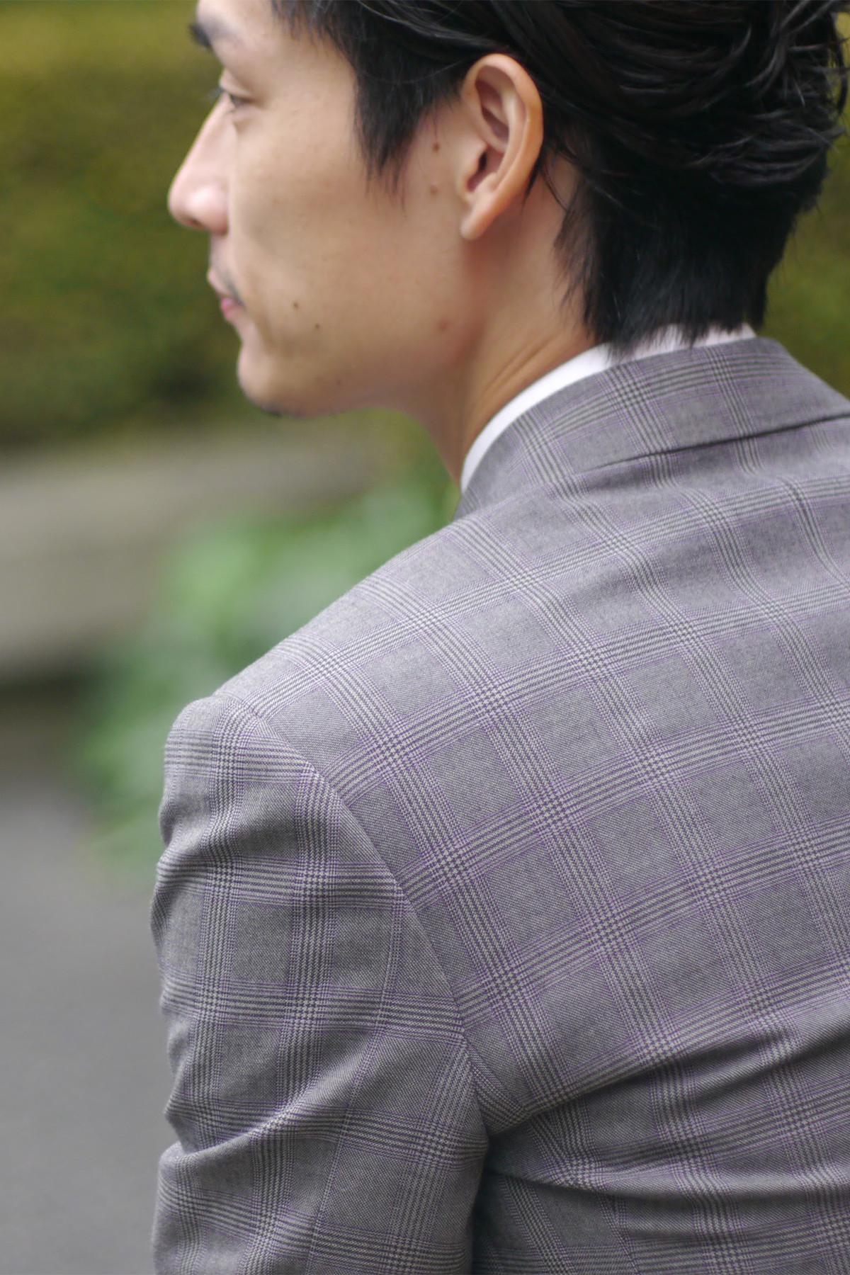 ビジネスオーダースーツ