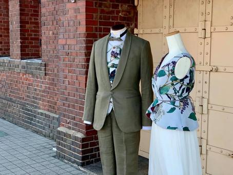 ビスポークドレスのご紹介〜Sesay Bridal Wear〜