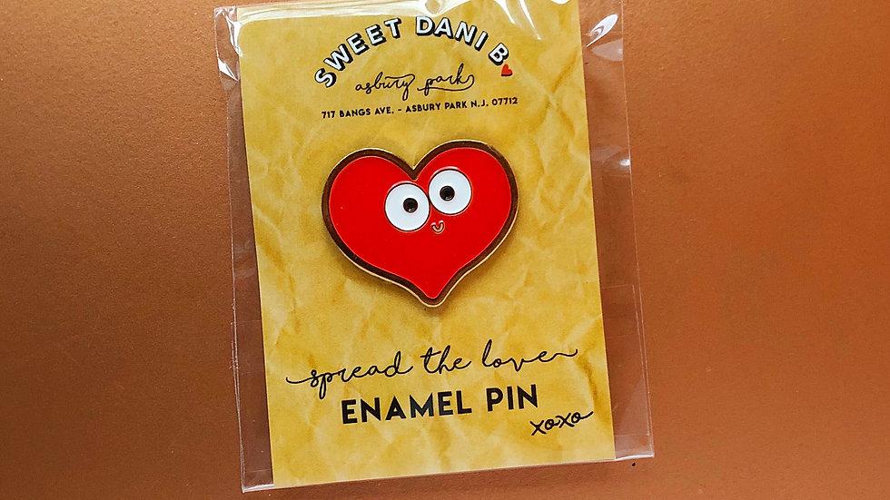 Sweet Dani B Pin