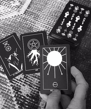 Dark Exact Tarot
