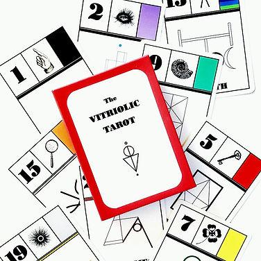 Vitriolic Tarot