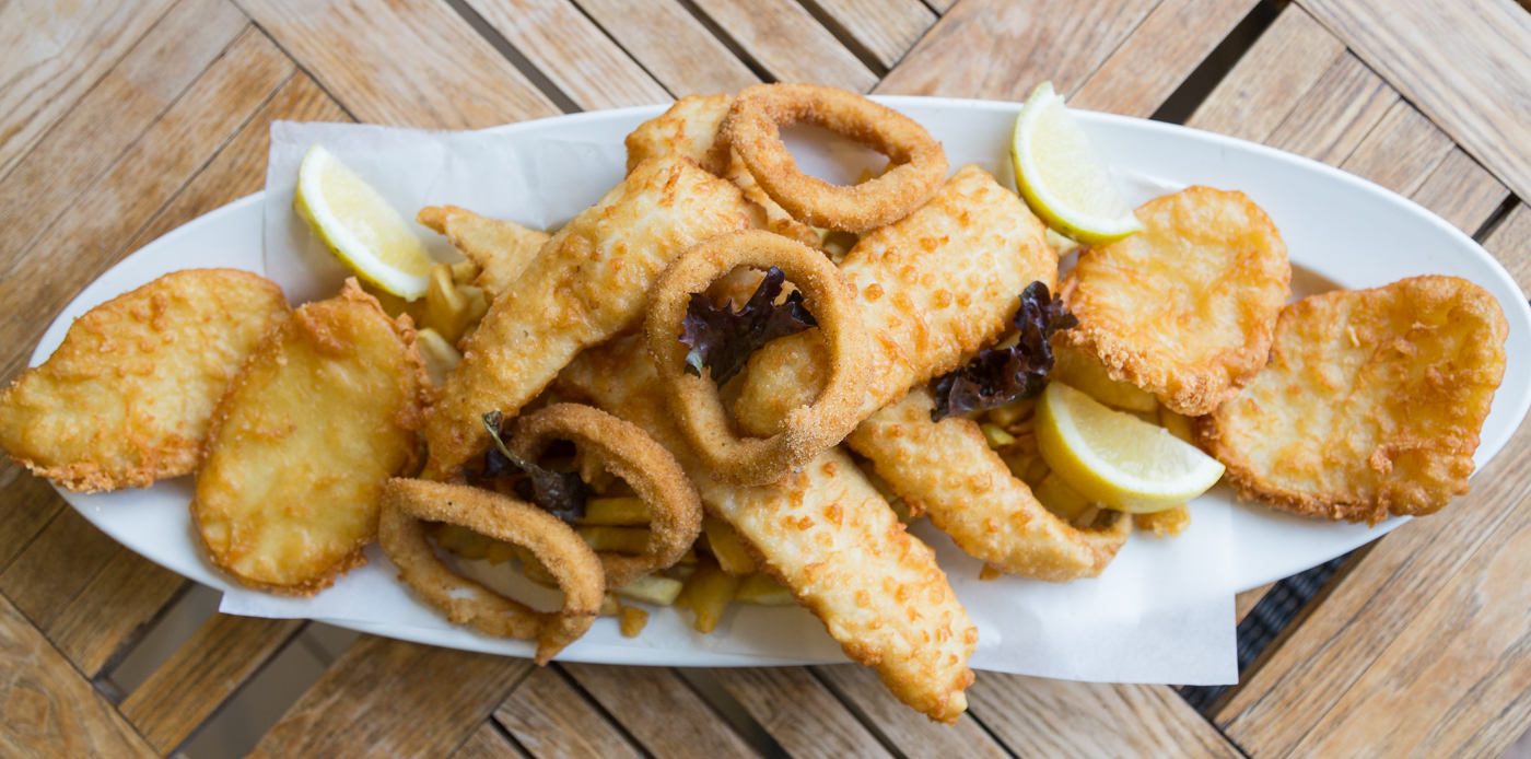 Fish and Chips Terrigal