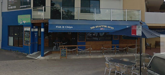Terrigal Beach Fish and Chip Co. Award winning fish and chips Terrigal