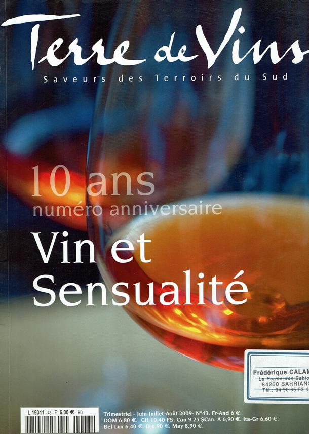 terre-de-vins-été-2009-couverture-