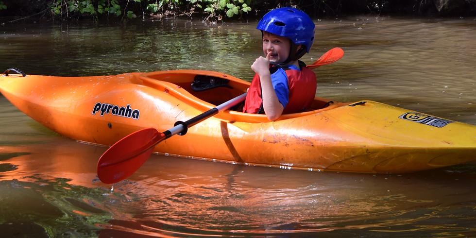 Kids Kayak Club