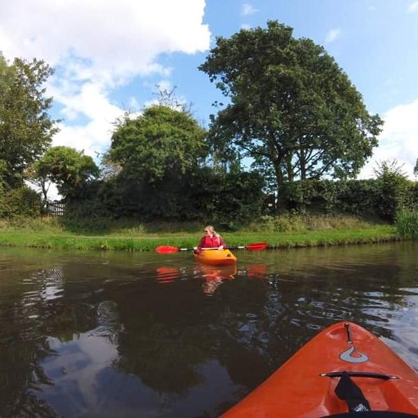 Socially Distanced - Kayak Adventure