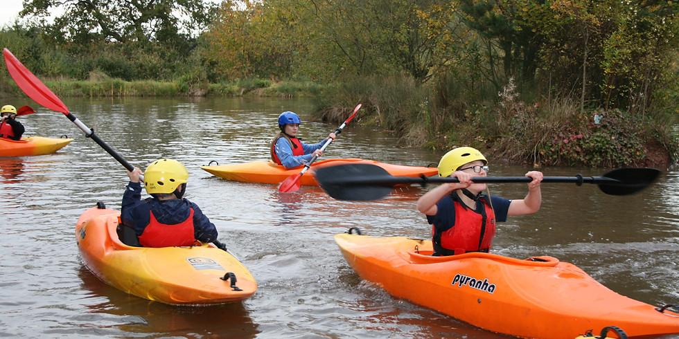 Kayak club - Taster session