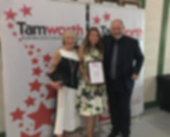 Tamworth community and business awards O