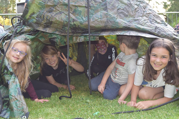 Tamworth Summer Camp Omega outdoor adven