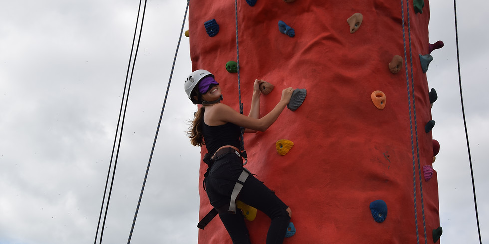 Drop & Shop - Kids Climbing