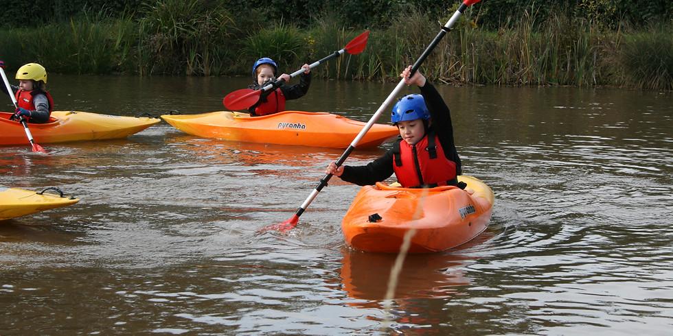 Kids Kayaking Club