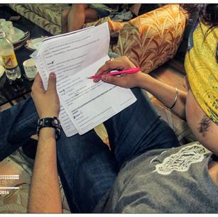 Reconstructing The Scene (Trinayani)