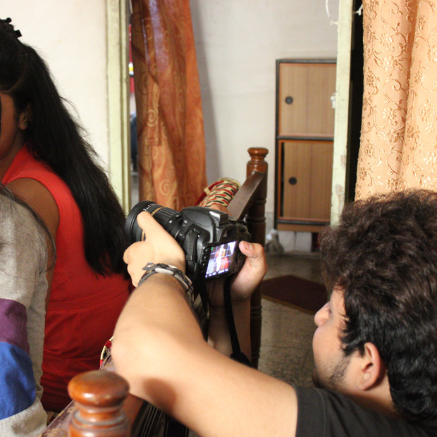 The Director And His Cinematography (Trinayani)