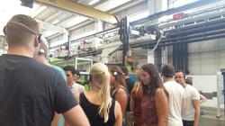 FARPLAS Factory tour