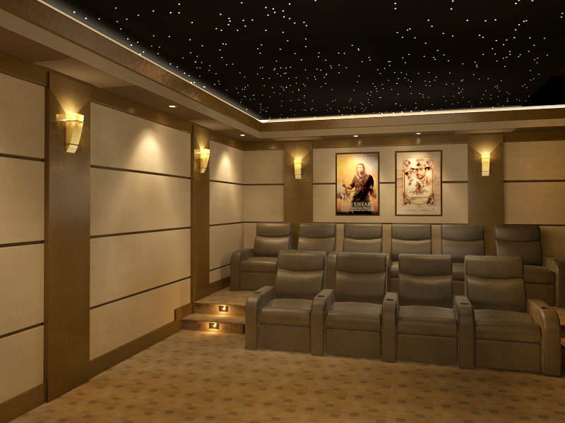 Home Theater Design Company Fl Home Theater Panels