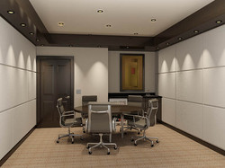 Conference Room Acoustic Panels