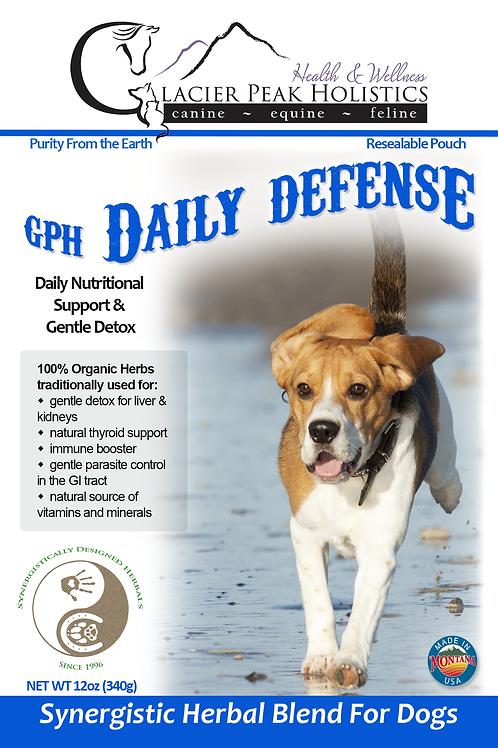 Glacier Peak Daily Defense 12 oz