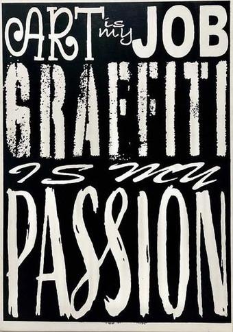 Graffiti is My Passion, Patrick Quinn