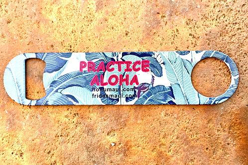 Practice Aloha Bottle Opener