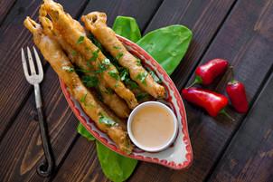 Fresh Cactus Fries