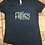 Thumbnail: Fridas Women's T-Shirt \Practice Aloha Maui on back