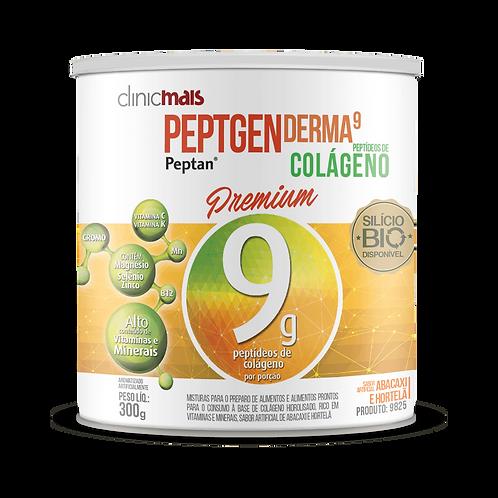 PeptgenDerma9 Sabor abacaxi lata chá mais
