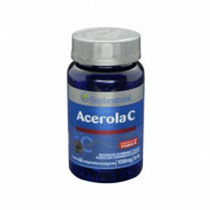 Suplemento vitamínico acerolaC suplan