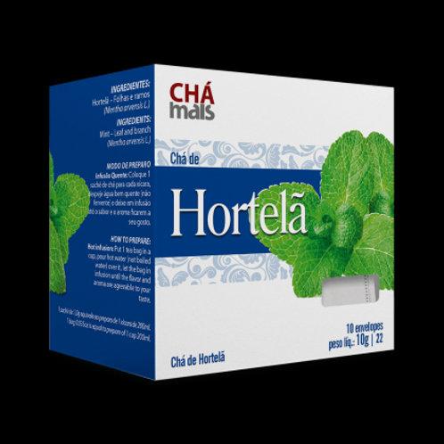 Chá de hortelã sachês chá mais