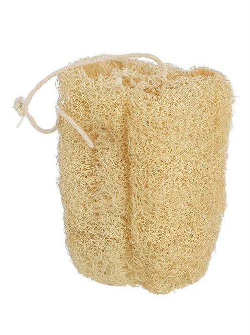 bucha vegetal em padaço raskalo