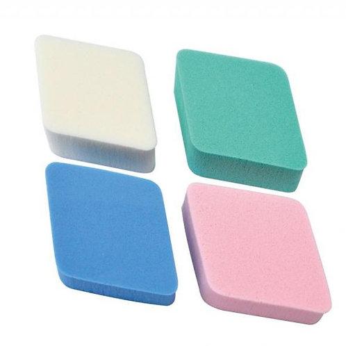 Esponjas para maquiagem losango raskalo