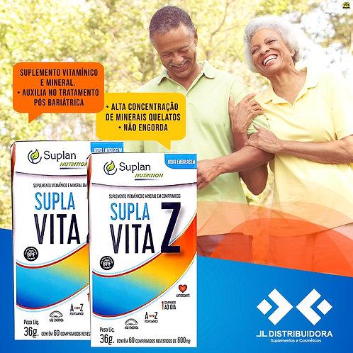 COMPRE 2CX de Vitamina Suplavitaz c 60cpr cada