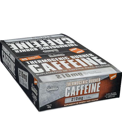 Suplemento termogênico caffeine suplan