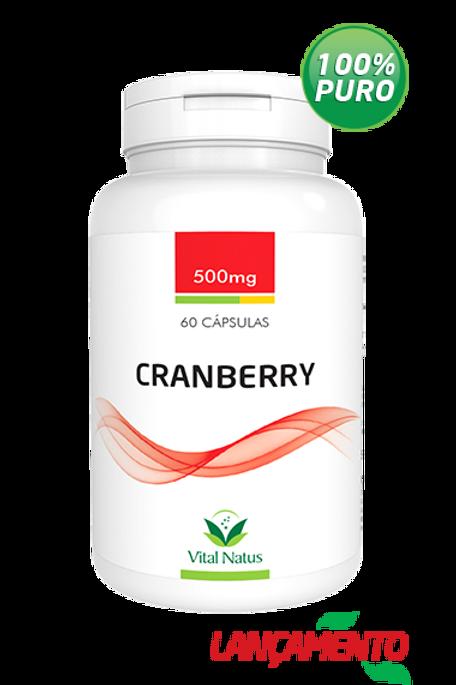 Cranberry 60caps vital natus