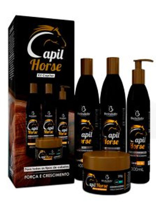 Kit capilar capil horse bio instinto