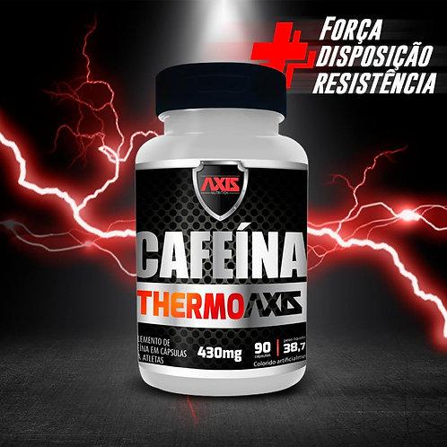 Cafeína Thermo Axis 210mg anidra c 90cp