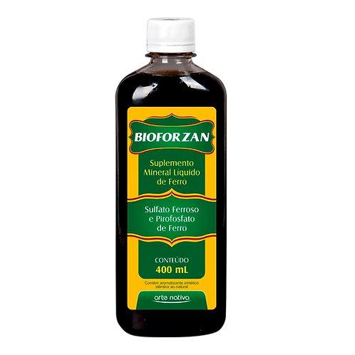 Suplemento Bioforzan líquido arte nativa
