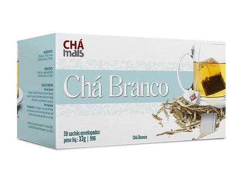 Chá branco 30 sachês chá mais