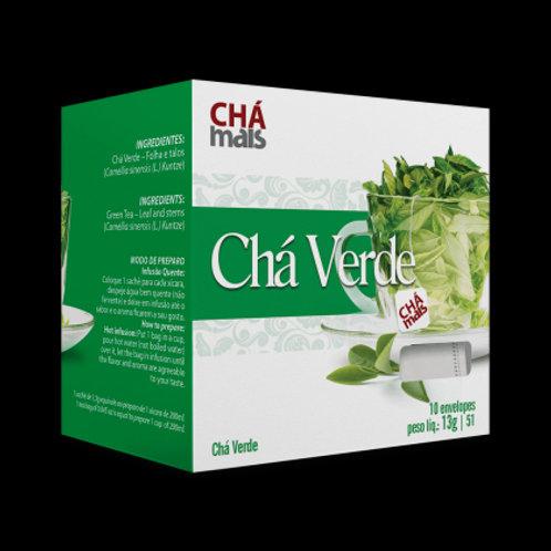Chá de gengibre sachês chá mais