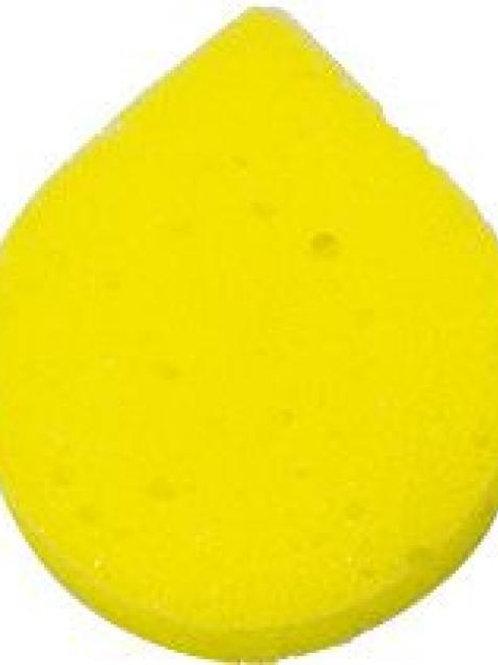 Esponja facial amarela raskalo