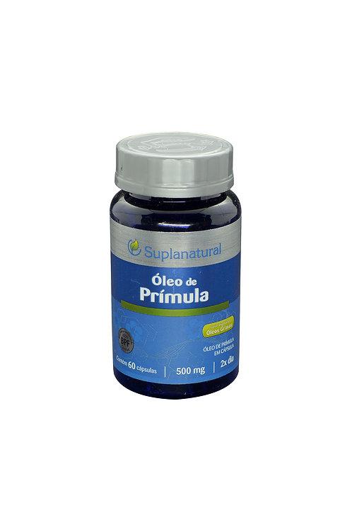 Suplemento óleo de prímula cápsulas suplan