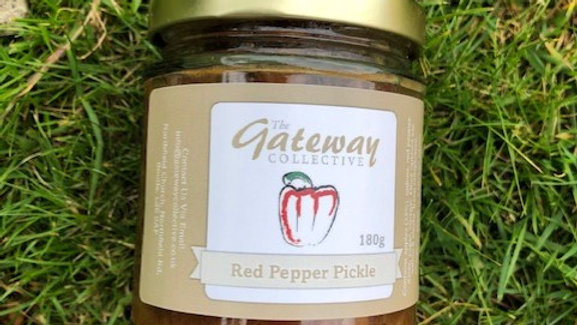 Red Pepper Pickle