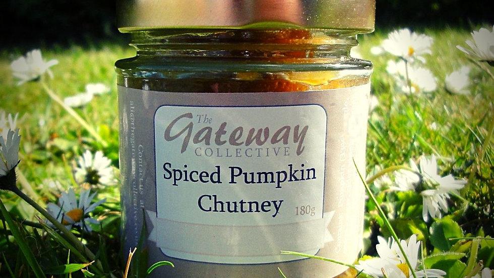 Spiced Pumpkin Chutney