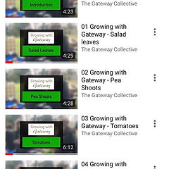 We've made loads of videos on how to gro