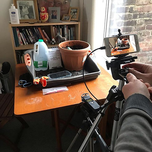 Little bit of filming to help you grow y