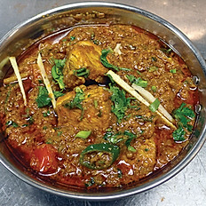 Boneless Chicken Karahi