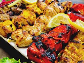 Badshah platter